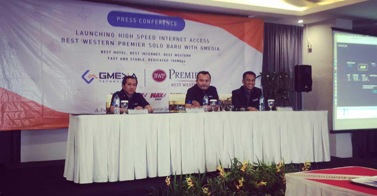Launching High Speed Internet Access Dedicated 100Mbps