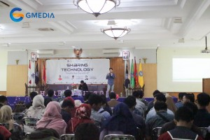 Sharing Wawasan Teknologi, Polines dan Gmedia Gelar Seminar Internet of Things
